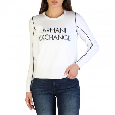 Pulovere Armani Exchange 3ZYM1J_YMA9Z Alb