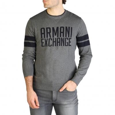 Pulovere Armani Exchange 3ZZM1T_ZMD8Z Gri