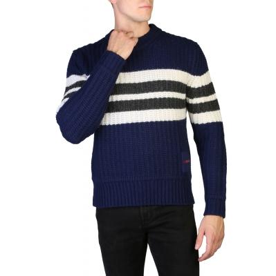 Pulovere Calvin Klein J30J313154 Albastru