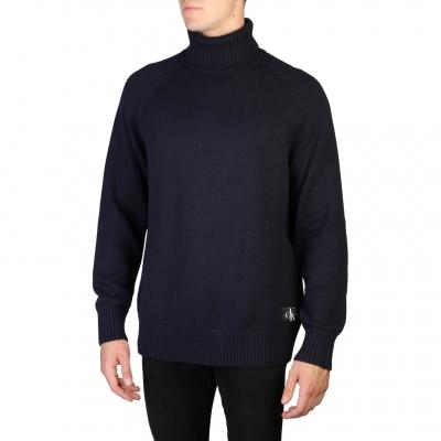 Pulovere Calvin Klein ZM0ZM01472 Albastru