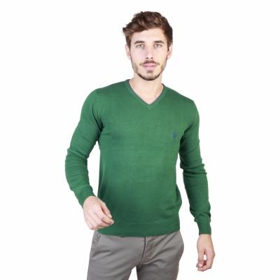 Pulovere U.s. Polo 49811_50357 Verde