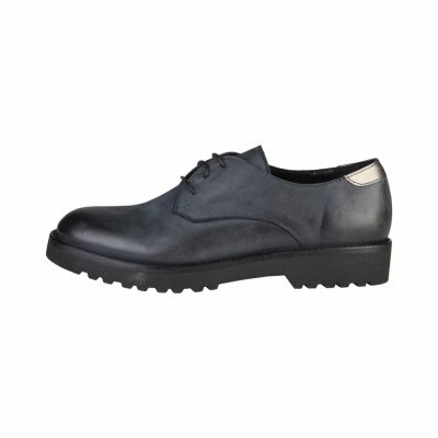 Pantofi siret Made In Italia RENATA Albastru
