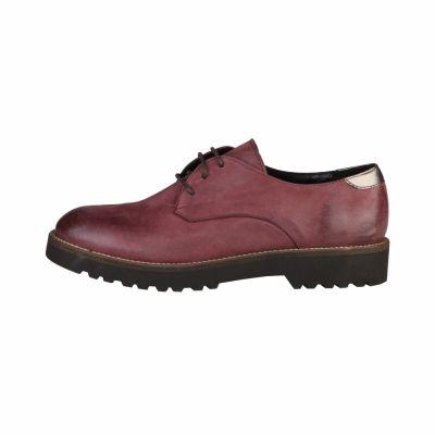 Pantofi siret Made In Italia RENATA Rosu