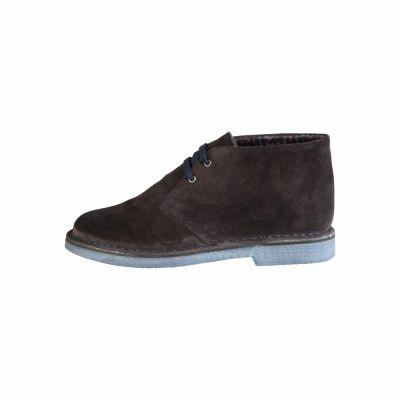 Pantofi siret Made In Italia ROSALBA Gri