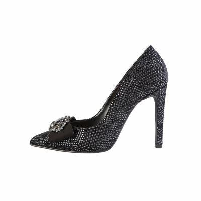 Pantofi cu toc Made In Italia ROSANNA Negru