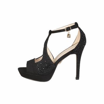 Sandale Laura Biagiotti 422_CLOTH Negru