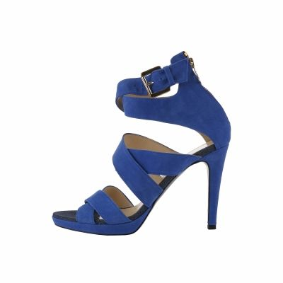 Sandale Trussardi 79S003 Albastru