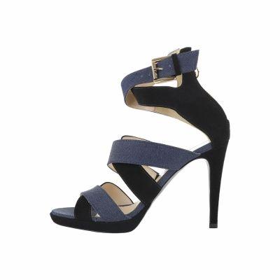 Sandale Trussardi 79S003 Negru