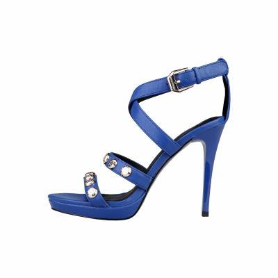 Sandale Versace Jeans E0VLBS01 Albastru