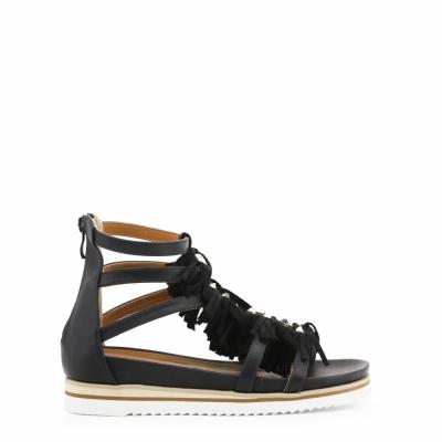Sandale Enrico Coveri C1015_CALF Negru