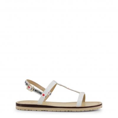 Sandale Love Moschino JA16421G07JV Alb