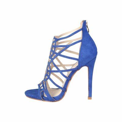 Sandale V 1969 ZOELIE Albastru