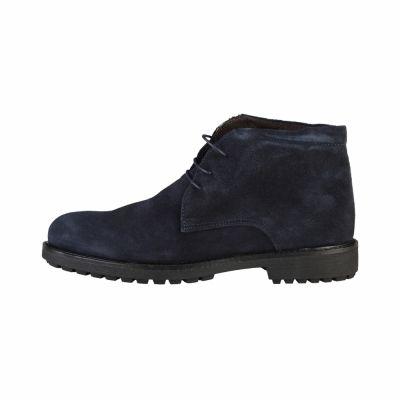 Pantofi siret Made In Italia SIMONE Albastru