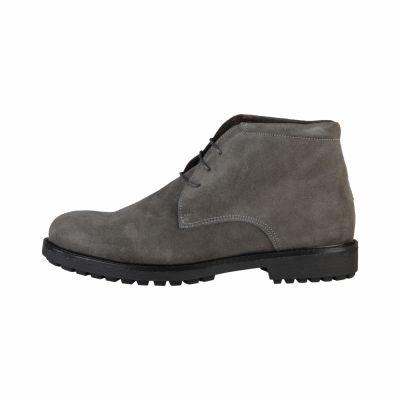 Pantofi siret Made In Italia SIMONE Gri