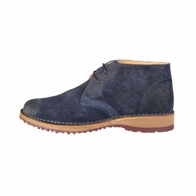 Pantofi siret Made In Italia TOMMASO Albastru