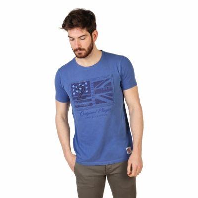 Tricouri U.s. Polo 42262_50313 Albastru