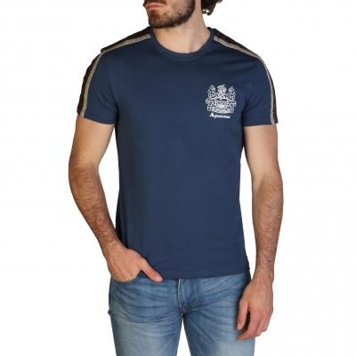 Tricouri Aquascutum QMT017M0 Albastru