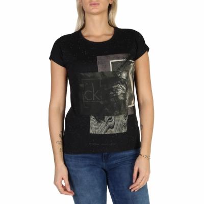 Tricouri Calvin Klein J20J200548 Negru