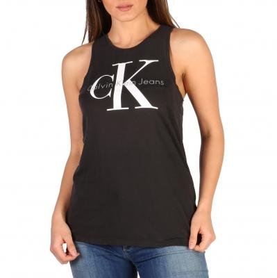 Tricouri Calvin Klein J20J204862 Negru