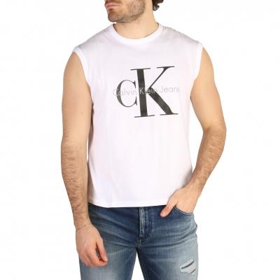 Tricouri Calvin Klein J2IJ204029 Alb