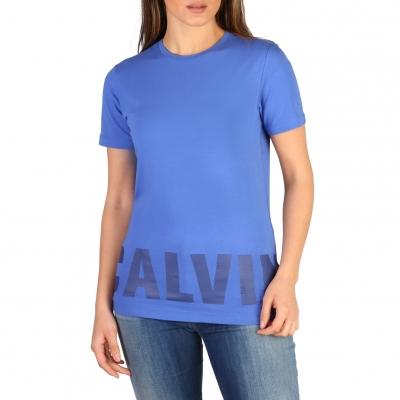 Tricouri Calvin Klein J30J304582 Albastru
