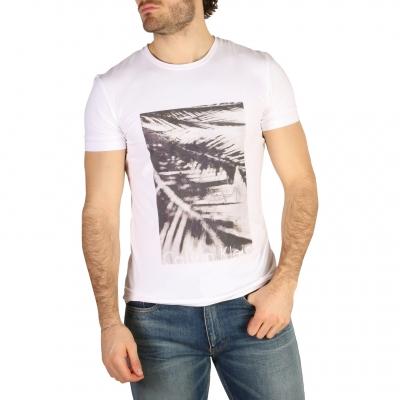 Tricouri Calvin Klein J30J305206 Alb