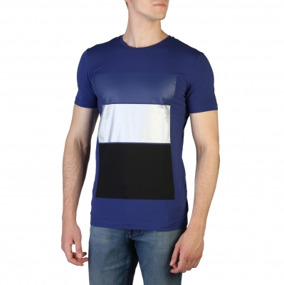 Tricouri Calvin Klein J30J305289 Albastru