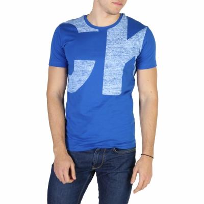 Tricouri Calvin Klein J3IJ303649 Albastru