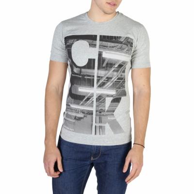 Tricouri Calvin Klein J3IJ303651 Gri