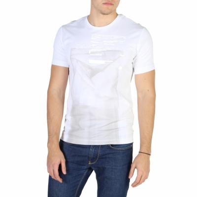 Tricouri Calvin Klein J3IJ304114 Alb