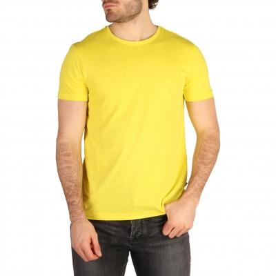 Tricouri Calvin Klein K10K100250 Galben