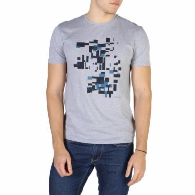 Tricouri Calvin Klein K10K100252 Gri