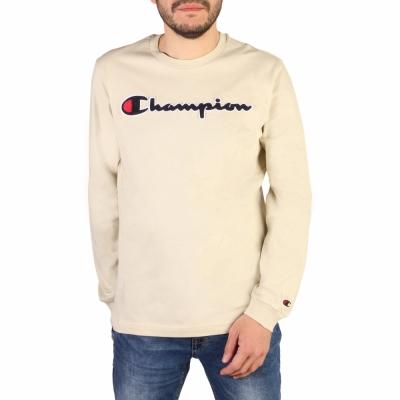 Tricouri Champion 213517_ES Galben