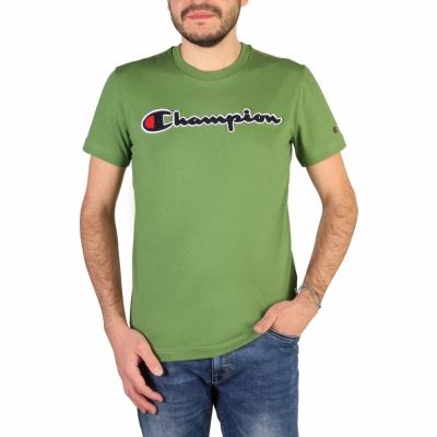Tricouri Champion 213521 Verde