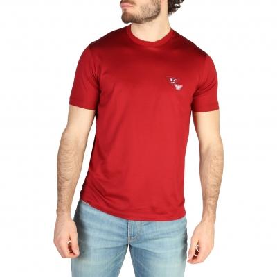 Tricouri Emporio Armani 3Z1TL81JQSZ0 Rosu
