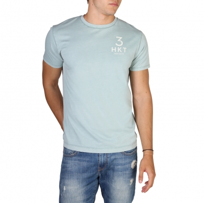 Tricouri Hackett HM500313 Albastru