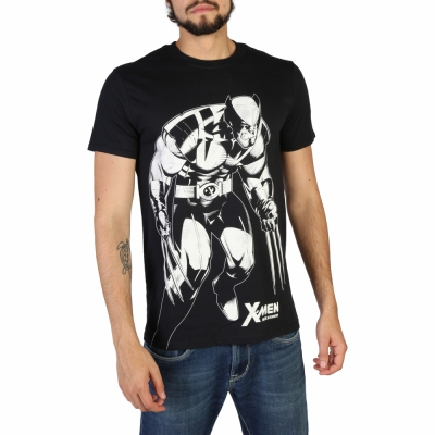Tricouri Marvel RDMTS011 Negru