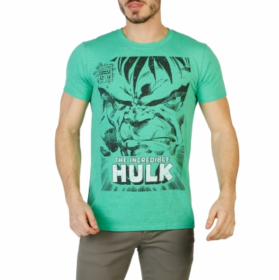 Tricouri Marvel RFMTS159 Verde