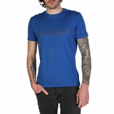 Tricouri Napapijri SEVORA_N0YIJ9 Albastru