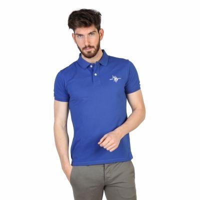 Tricouri polo U.s. Polo 42264_41029 Albastru