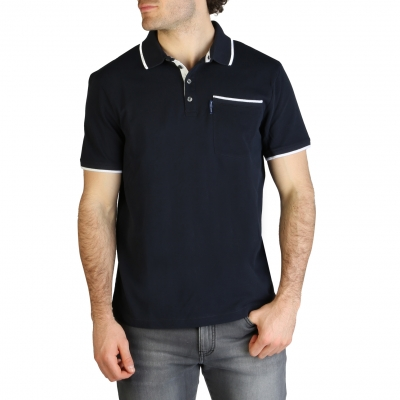 Tricouri polo Armani Exchange 3ZZF79_ZJS5Z Albastru