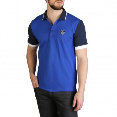 Tricouri polo Ea7 3GPF63_PJ04Z Albastru