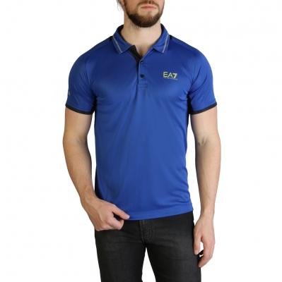 Tricouri polo Ea7 3GPF76_PJV6Z Albastru