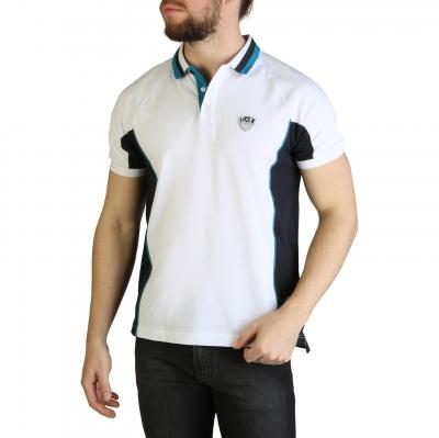 Tricouri polo Ea7 3GPF83_PJ61Z Alb