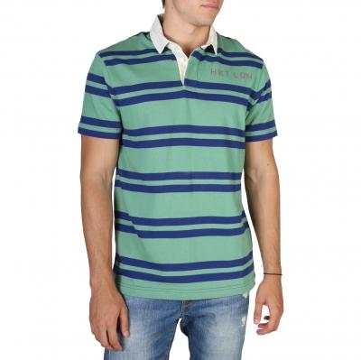 Tricouri polo Hackett HM570732 Verde