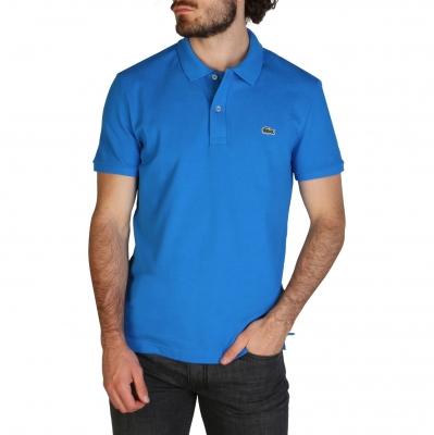 Tricouri polo Lacoste PH4012_SLIM Albastru