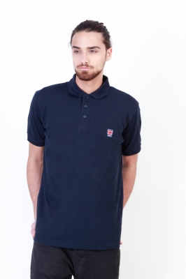 Tricou polo Putney Bridge PBMPT026 Albastru