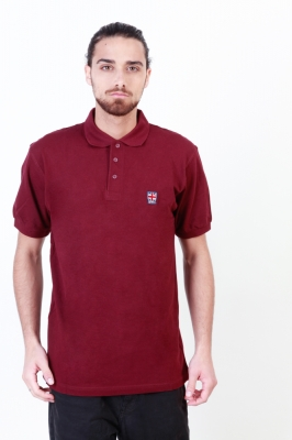 Tricou polo Putney Bridge PBMPT026 Rosu