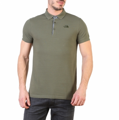 Tricou polo The North Face T0CEV4 Verde