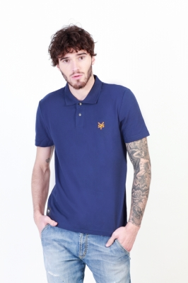Tricou polo Zoo York ZZMPT066 Albastru